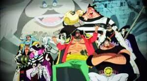 ワンピース黒ひげ黒ひげ海賊団