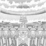 ベルセルク35巻で現れたファルコニアについての考察|世界の都?