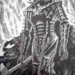 ベルセルクの狂戦士の甲冑についての考察|人間の本性は魔?