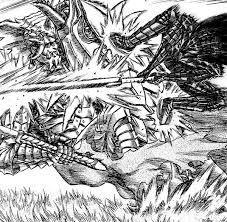 ベルセルク狂戦士の甲冑