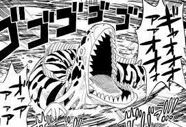 ONEPIECE巨人族海王類