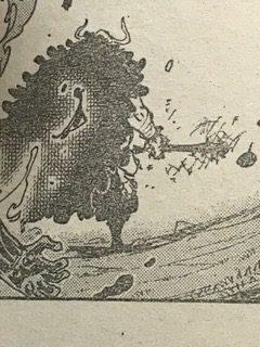 カイドウ金棒龍の逆鱗