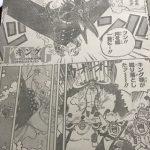 ワノ国にたどり着いたビッグマムVS百獣海賊団!|海底に沈んだリンリンのサルベージは可能?