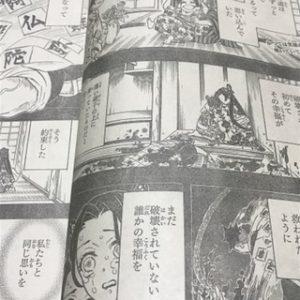 鬼滅の刃143話ネタバレ胡蝶しのぶ童磨死