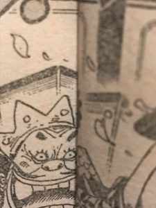 ワンピース929話オロチ王冠トキ様