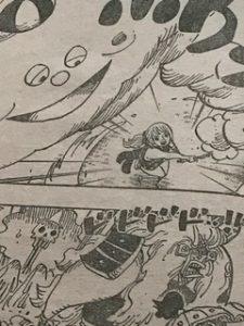 ナミ正体古代兵器ウラヌスゼウス