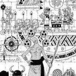 ONEPIECEと古代宇宙飛行士説についての考察|月の文明とアヌンナキ