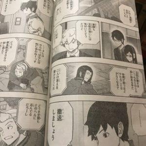 ワールドトリガー174話ネタバレ修ヒュース