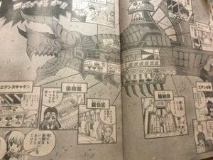 EDENSZERO(エデンズゼロ)42話ネタバレ!|エデンズ・ゼロ艦内
