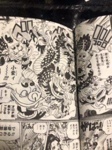 ワンピース93巻ネタバレ小紫光月日和ルフィ流桜オロチ康イエ
