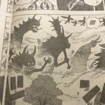 【ワンピース954話考察】鬼ヶ島ナンバーズの正体はオーズ?|カイドウと同族?