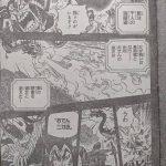 【ワンピース970話考察】キング&クイーンVS赤鞘九人男|悪魔の実はまだ食べていない?